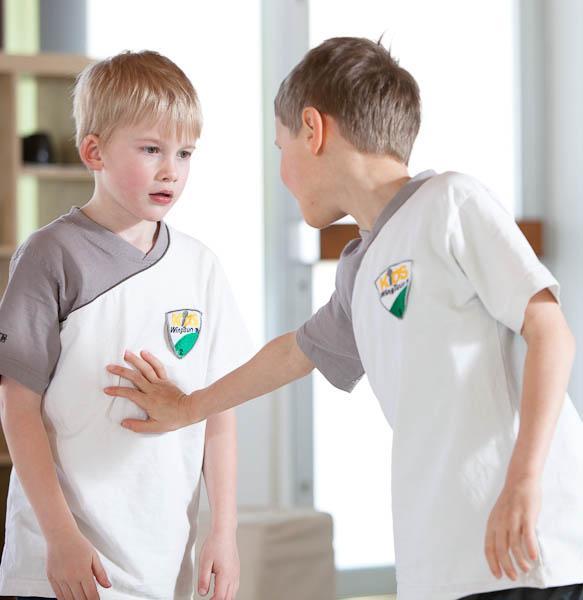Kurs in Gewaltprävention und Selbstbehauptung mit Kindern