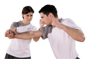 Selbstverteidigung für Frauen und Mädchen