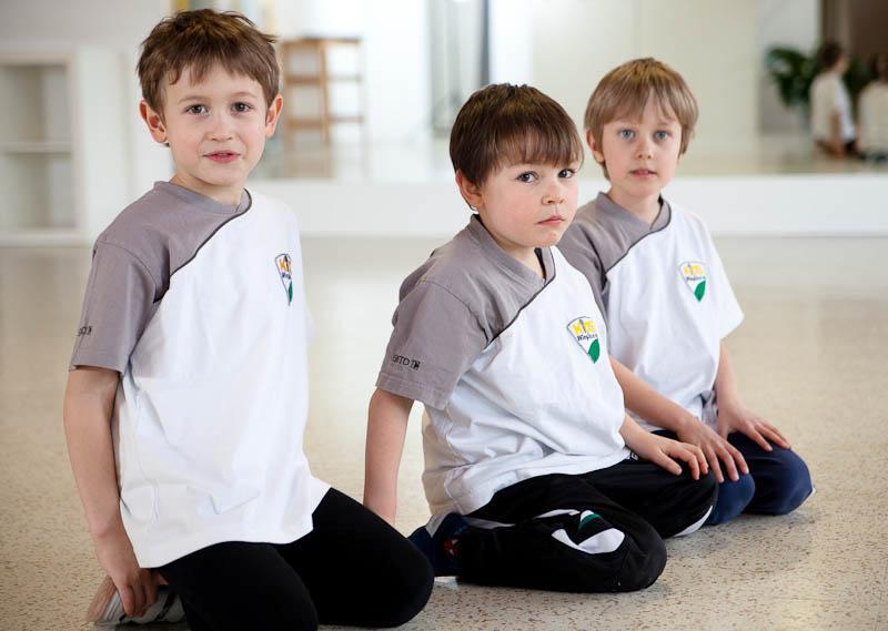 Kids-WingTsun (Kids-WT) erlernen.